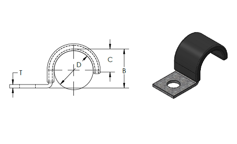 CHV clamp