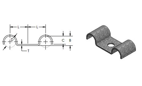 CM clamp