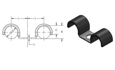 CMV clamp